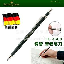 special pencils for drawing free shipping german faber castell tk 4600 2 0mm automatic pencil