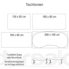 B O Schreibtisch Buche Hammerbacher Serie F Höhenverstellbarer Schreibtisch