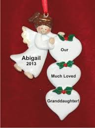 for granddaughter personalized