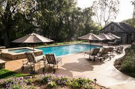 Concrete Decks And Patios Outdoor Design Trend 23 Fabulous Concrete Pool Deck Ideas