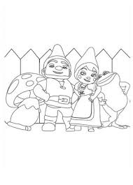 hd wallpapers gnomeo juliet printable coloring pages