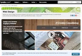 online tutorial like lynda 8 website design tutorials worth your time