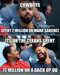 Mark Sanchez Memes - best memes of mark sanchez signed by the dallas cowboys sportige