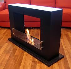 Portable Indoor Outdoor Fireplace by Modern Fire Even Freestanding Floor Indoor Ethanol Burning Bio