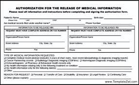 medical records request forms medical record request form medical