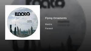 flying ornaments