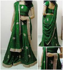 Ways To Drape A Dupatta Dress New Designs 7 Different Ways To Drape Lehenga Dupatta