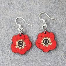 poppy earrings poppy earrings