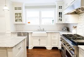 All White Kitchens by How To Decorate An All White Kitchen Propertyroom360