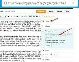 cara membuat blog yang gratis cara membuat blog atau website gratis di blogspot icikiblog