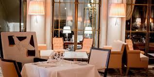 le meurice alain ducasse restaurants and bar in paris