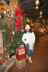gift guide at cracker barrel talking with tami