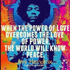 Jimi Hendrix Quotes Love by Maria Wiederholm Tinyhontas Twitter