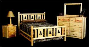 Rustic Log Bedroom Furniture Bedroom Cheap Rustic Log Bedroom Furniture Custom Made Montana