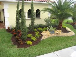 Rock Garden Florida 1000 Ideas About Florida Landscaping On Pinterest White
