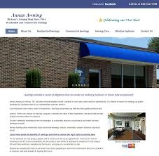 Web Design Home Based Business by Annas Awning The Site Station Web Design Company