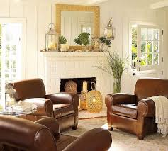 French Country Fireplace - living room marvelous country chic living room ideas with