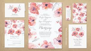 read more u2013 floral wedding invitation wedding invitations by jinaiji