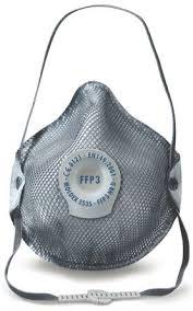 Masker Nr 2535 moldex 2535 ffp3 disposable mask valved moldex
