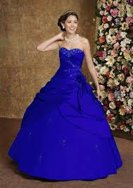 Royal Blue Wedding Blue Wedding Dresses Dressed Up