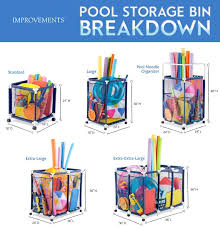 Build Your Own Toy Storage Box by Best 25 Pool Toy Organization Ideas On Pinterest Pool Toy
