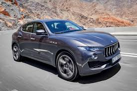 maserati sedan 2018 maserati announces 2018 levante s behind the wheel
