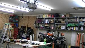 replace fluorescent light fixture in kitchen entrancing led garage