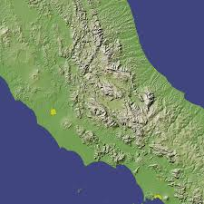 Italy Earthquake Map by Earthquake In Central Italy Image Of The Day