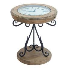 Clock Coffee Table Unique Clock Coffee Table And End Tables Your Design Great