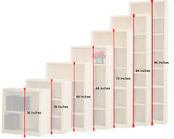 30 Inch Wide Bookcase Baka 233