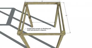 Pergola Design Plans Free by Free Woodworking Plans To Build A Modern Classic Pergola The