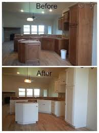 The Tulsa Painters Interior  Exterior House Painting Company - Kitchen cabinets tulsa