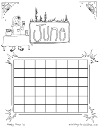 calendar coloring page funycoloring
