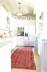 Do Rug Settle The Controversy Rugs In Kitchens Are They A Do Or A Don