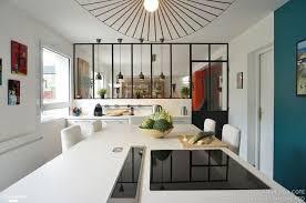 cuisine cote maison une cuisine modernisée un jardin métamorphosé adc l atelier d à