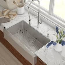 Kitchen Sink Design Modern Kitchen Sinks Allmodern
