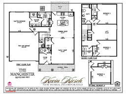 the manchester floor plans kevin kirsch homes