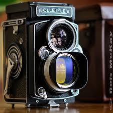 rolleiflex tlr planar f 2 8 80mm zeiss medium format camera
