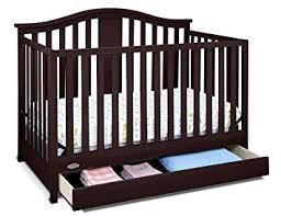 Convertible Cribs With Drawers Graco Solano 4 In 1 Convertible Crib With Drawer