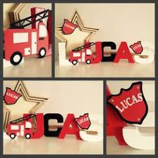 decoration chambre pompier cadre camion de pompier décoration chambre pompier marche de