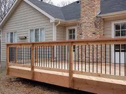 gallery deck railing home interior desgin