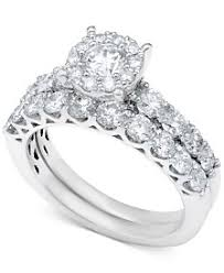 wedding ring sets for wedding ring sets shop wedding ring sets macy s