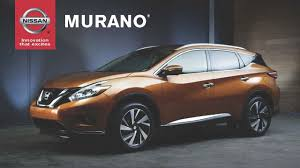 nissan murano old model 2015 nissan murano crossover premium interior in cashmere leather