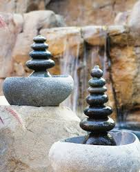 Zen Decor by Cairn Garden Fountains