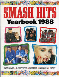 yearbook uk pet shop boys smash hits yearbook 1988 uk book 283065