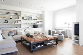 Square Side Tables Living Room 39 Large Coffee Tables For Your Spacious Living Room Inside Table