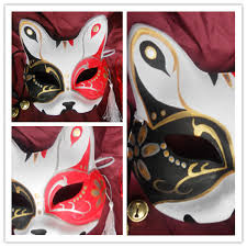 amazon com omatsuri land japanese kabuki mask sujiguma design noh
