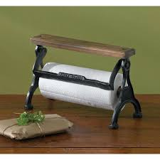 primitive home decors paper towel holders ornate paper towel holder hand forged by a