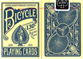 bicycle 130th anniversary cards boing boing