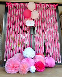 baby shower for girl ideas decoración baby shower 57 fotos e ideas para la ideas